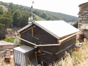 Condensatioin Roof